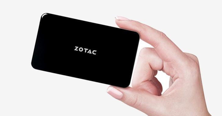 被動散熱口袋電腦能夠安裝多強的處理器?Zotac Pico PI470 驕傲地說:Core i7!