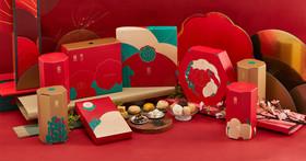 豬年吉好運!舊振南年節禮盒設計時尚、口味傳統中融合創新