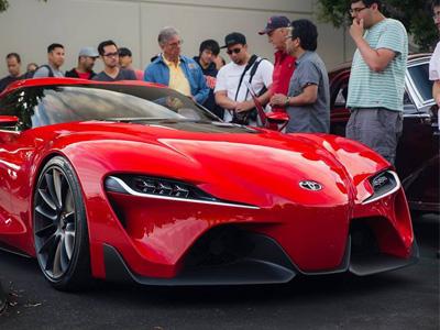 【熱門話題】比義大利超跑還高人氣的日本跑車–Toyota FT-1概念車