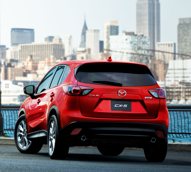 MAZDA「SKYACTIV試乘會」全省同步展開!CX-5、Mazda6新世代科技魅力延燒