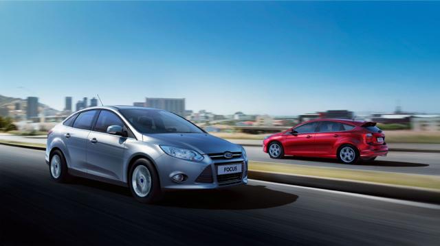 Ford Focus 超值科技配備免費送