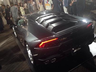【熱門話題】藍寶堅尼 Lamborghini Huracan LP610-4東京發表會現場直擊!