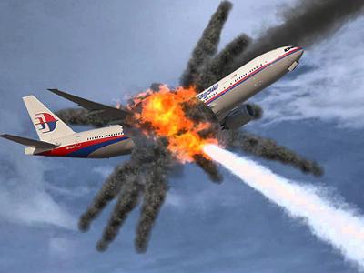 烏克蘭領空這麼危險,馬航 MH17為何還要飛越呢?其實當時還有其他民航機在附近飛行!