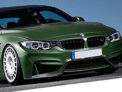 BMW M4與 M3不夠力?Alpha-N Performance幫你加到500匹!