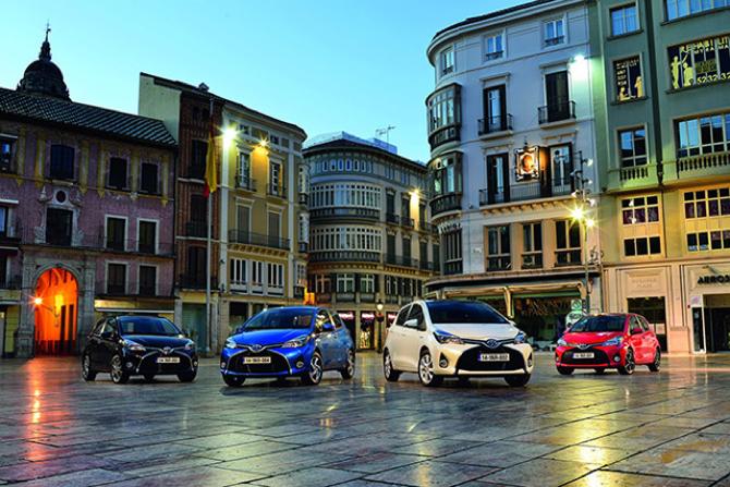 2015 Toyota Yaris是大改還是小改?總之大改就是Mazda2、Skyactiv全套上身!