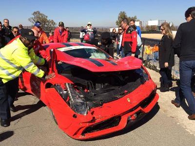 【熱門話題】Ferrari 458 Speciale也 GG了!