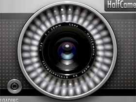 HalfCamera:用 iPhone 模擬半格底片機
