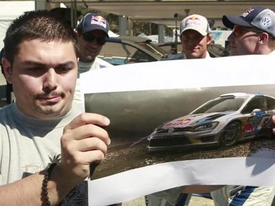 引擎聲模仿神人發功,WRC車手都要拍拍手!F1賽車跟藍寶堅尼超跑都沒問題!