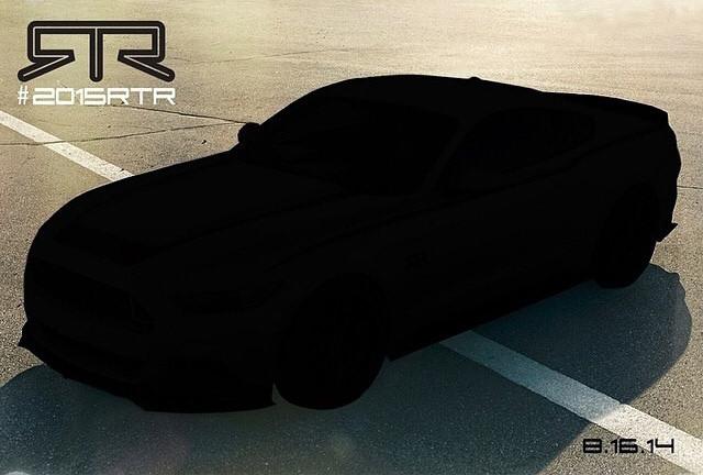 狂野戰駒2015 Ford Mustang RTR明年1月Ready to Rock!