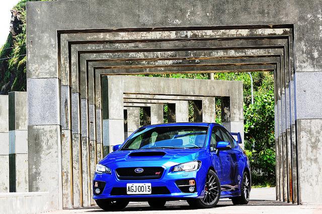 東瀛浪人劍客!Subaru WRX STI試駕