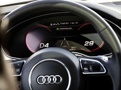 自動駕駛 Audi A7 Sportback高速公路實測成功!