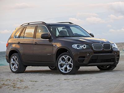 BMW針對部分X5、X6車型傳動軸之顧客免費召回改正活動