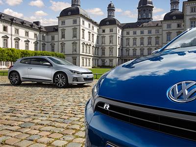 Volkswagen Scirocco改款新車38台限量推出!