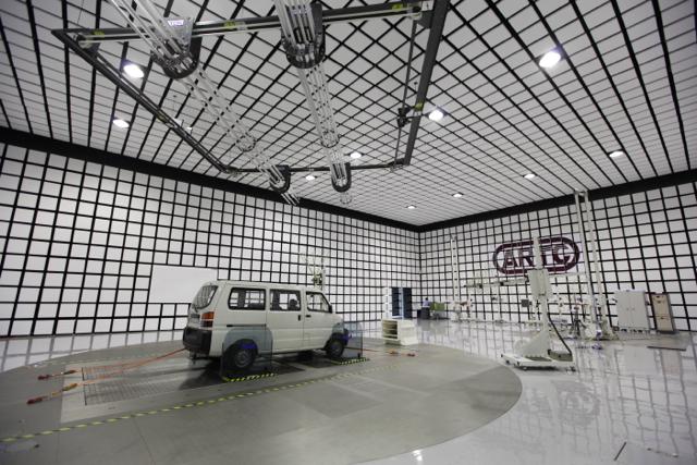 車輛中心獲法國UTAC EMC整車與零組件認可