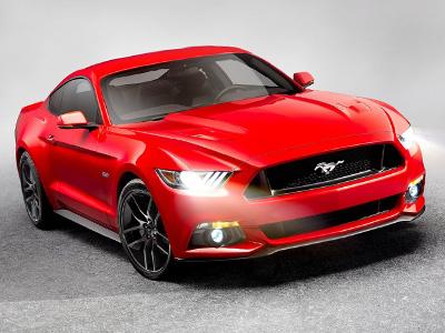 全新世代 Ford Mustang正式下線,預計明年第一季進軍亞太市場!