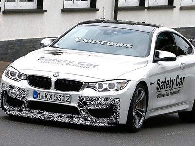 新世代 BMW M4 GTS開始測試?安全前導車塗裝只是晃子嗎?