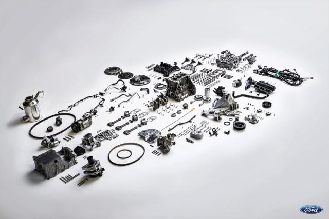 半年銷12萬輛!Ford 1.0L EcoBoost歐洲熱賣