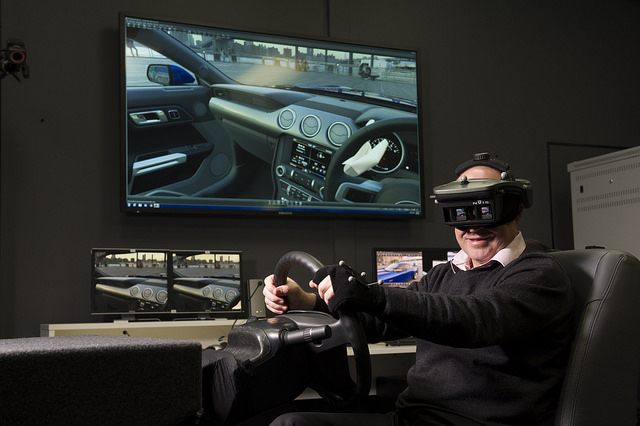 澳洲墨爾本福特設計中心參訪!Ford Innovation for Millions