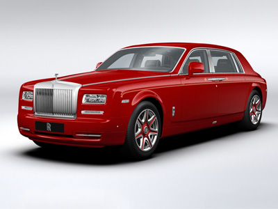 Rolls-Royce Motor Cars史上最大訂單,澳門富商一次訂購30輛 Phantom加長版車型!