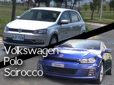 2014 Volkswagen Polo &Scirocco試駕:小改更精緻