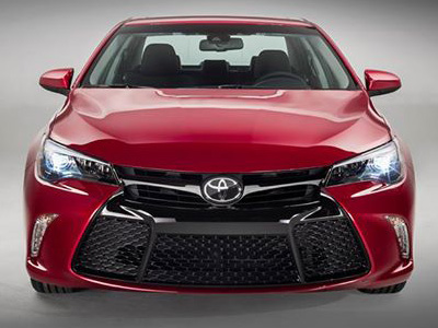 【熱門話題】猜猜美規2015 Toyota Camry賣多少?