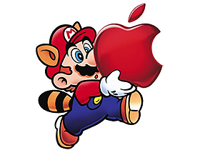IGN 爆料,任天堂抄襲 Apple 的設計?