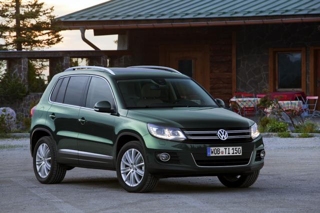 只要一萬元 Volkswagen Tiguan讓你變成超級贏家