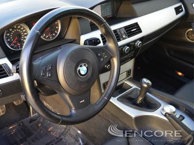 507匹馬力的二手 BMW M5比柴油 Ford Focus掀背車還便宜!