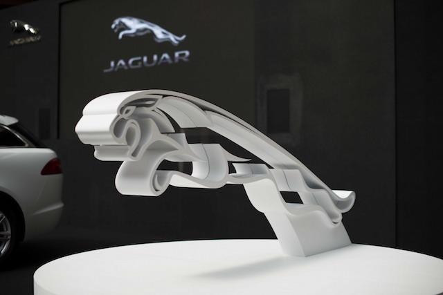 JAGUAR總代理九和汽車以「創新科技、驚艷工藝、智慧性能」亞洲「JAGUAR驚艷不止 科技藝術獎」