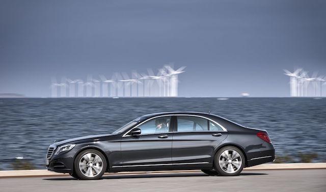 Mercedes-Benz所屬戴姆勒集團、領先「潔」能技術獲國際肯定