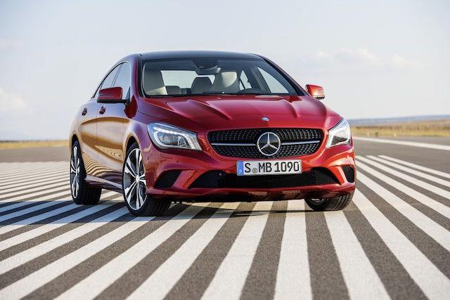 Mercedes-Benz十一月購車方案優惠利多