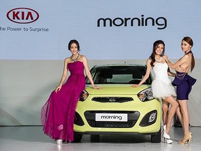 KIA品牌發表會Morning、Soul、Optima正式登台