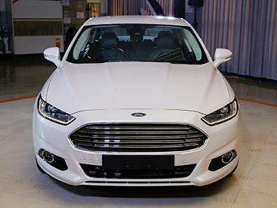 Ford Mondeo台灣規格版本搶先曝光!同時一窺福特車輛品質檢測流程