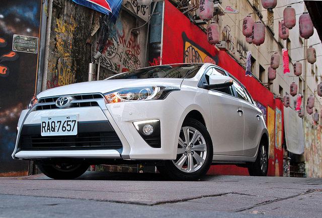 玩著玩著就長大了!全新Toyota Yaris試駕