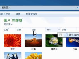 檔案總管改造:讓所有瀏覽模式都能篩選、排序