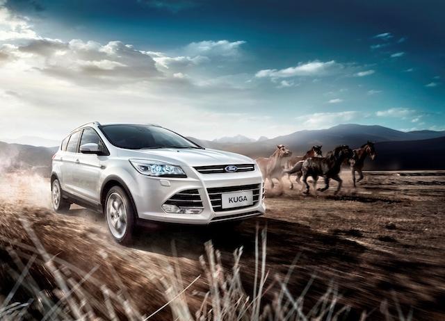 Ford Kuga TDCi 2.0L柴油動力:開春預售 119.8萬元!