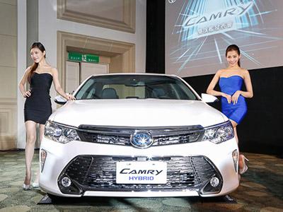 TOYOTA All New CAMRY HYBRID/2.0L汽油版改款,建議售價 89.9萬-142萬