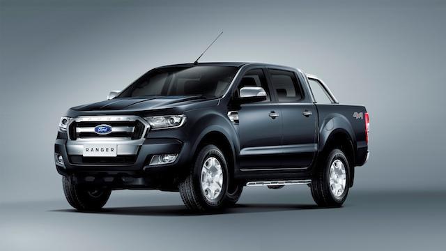 2015 Ford Ranger 強悍新面貌亮相