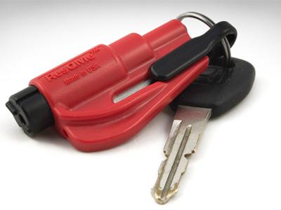 車輛必備擊破玻璃道具應該如何挑選?上面的刀片有什麼用途?