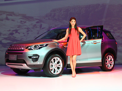 Land Rover Discovery Sport正式在台上市,同級唯一可選5+2人座套件!