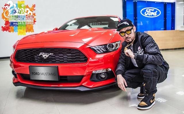 Ford Mustang領軍 搖滾席捲2015墾丁春浪音樂節