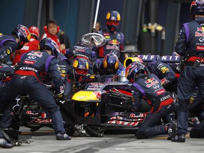 Red Bull可能退出F1賽事!來比賽就是要贏的...