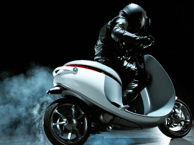 Gogoro Smartscooter 智慧雙輪今夏上市!體驗中心於信義威秀開幕