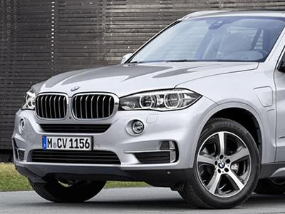 BMW推出 X5 xDrive40E插電式Hybrid油電車! i 系列以外的電動休旅車