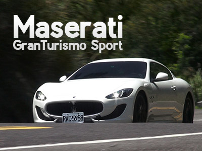 Maserati GranTurismo Sport 2015試駕:不需崇拜渦輪V8的理由