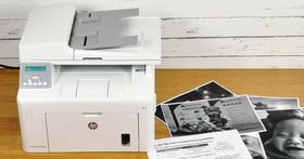 簡單易用,功能完備的黑白雷射複合事務機 HP LaserJet Pro MFP M148dw 開箱評測!