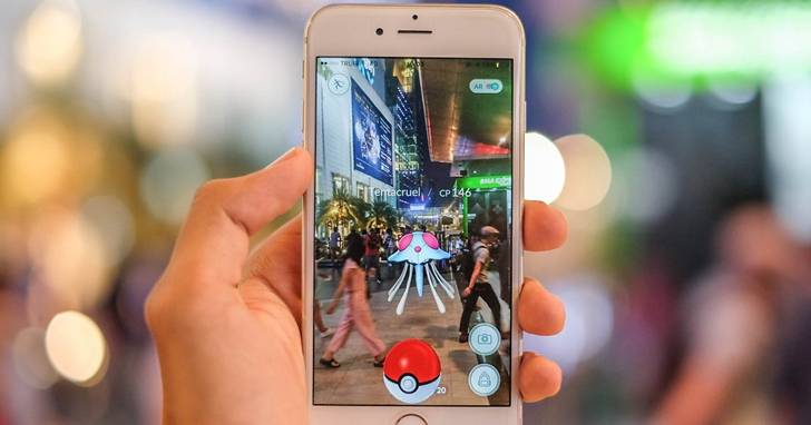 《Pokémon GO》開發商獲2.45億美元C輪融資,Niantic預告2019將推AR版《哈利波特》