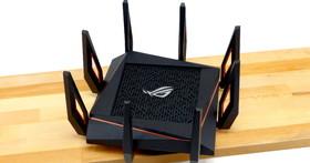 2.5Gbps NBASE-T 釋放 802.11ax/Wi-Fi 6 速度,Asus ROG Rapture GT-AX11000 評測