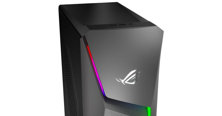 ROG Strix GL10電競桌機在台上市,最高內建第八代Intel Core i7處理器、GTX10系列顯卡