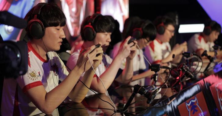 手機遊戲會成為電競比賽的新未來嗎?生態鏈逐漸成形,但觀賞性還待加強!